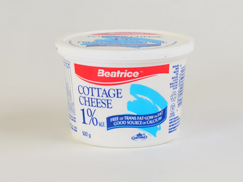 1% Cottage Cheese - 500mL