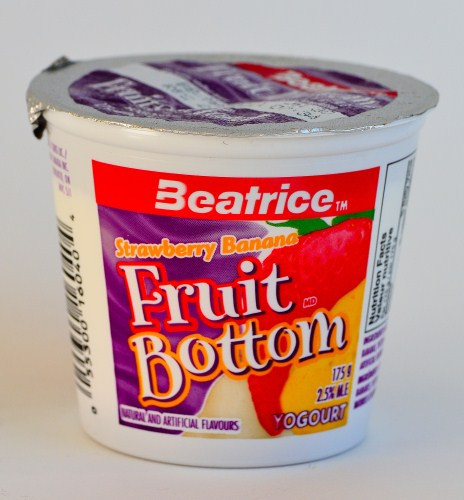 Fruit Bottom - Strawberry Banana - 175g