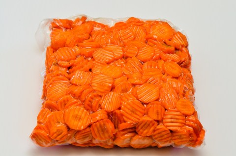 Sliced Carrots - 10kg